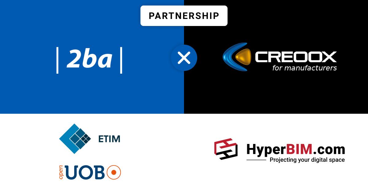 2BA X Creoox Partnership