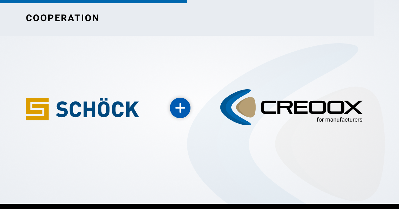 Creoox AG And Schöck Expand Cooperation