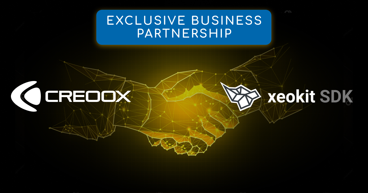 Creoox & XeoLabs Partnership